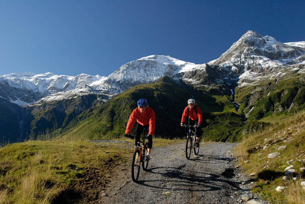 Mountainbikestrecken Bad Gastein