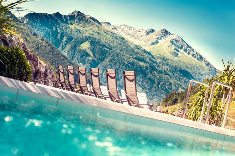 Thermenurlaub in den Alpen