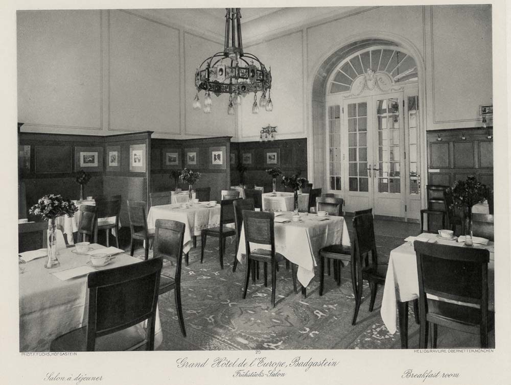 Frühstücks Salon