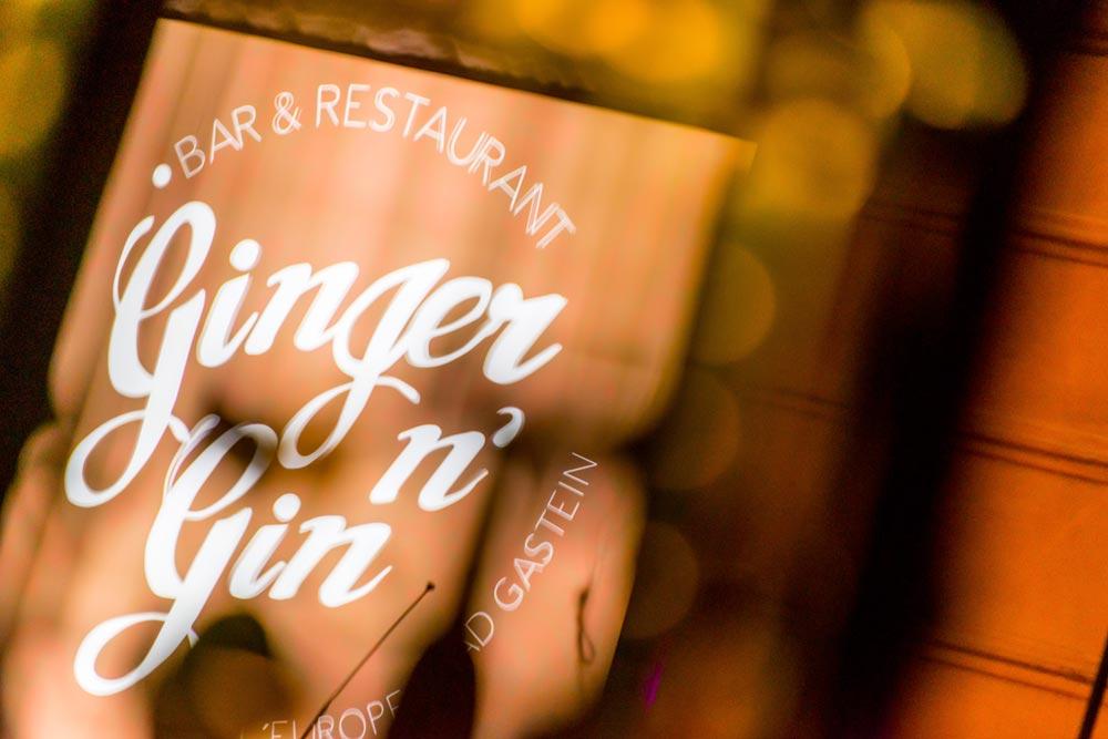 Restaurant Ginger n'Gin