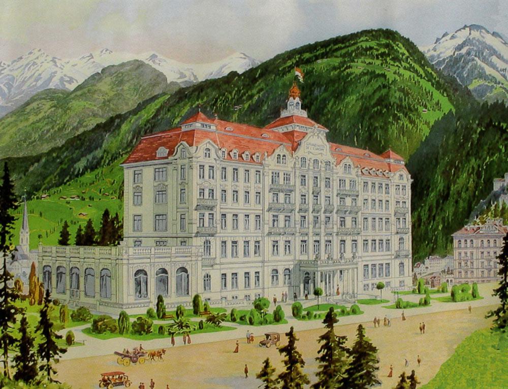 Grand Hotel de l'Europe in Bad Gastein