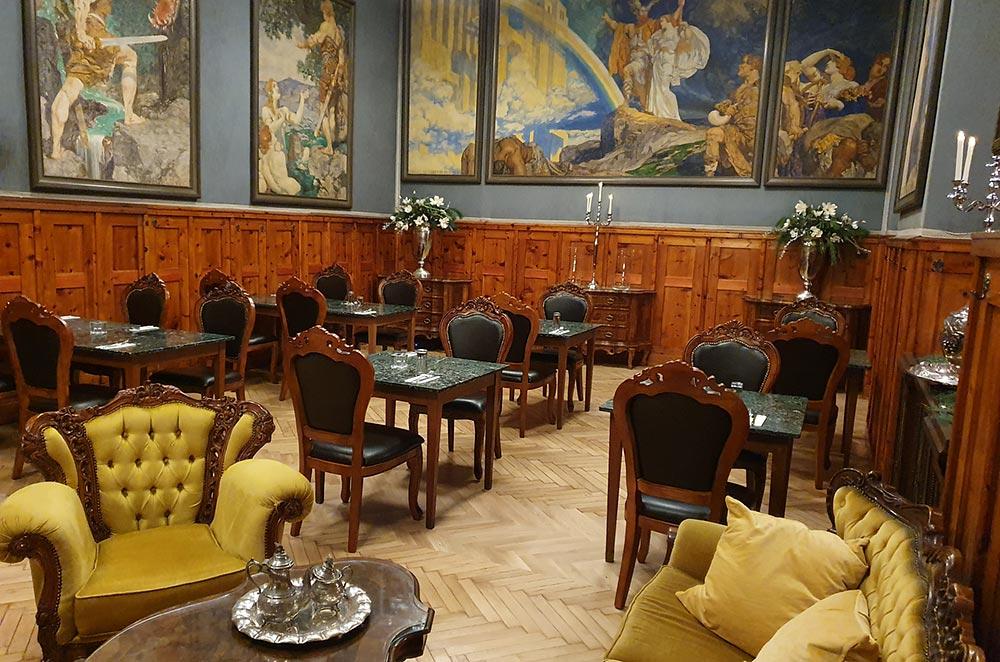 Nibelungensaal Hotel De l'Europe