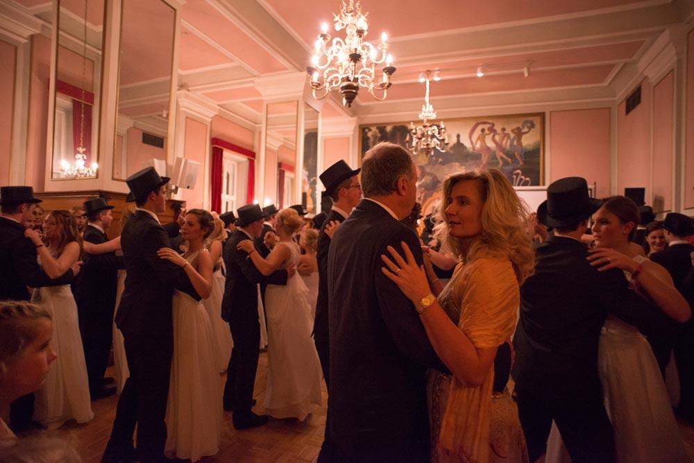 Wiener Saal im Hotel De l'Europe Gastein